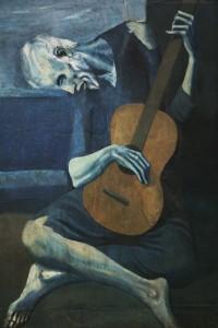 старый гитарист